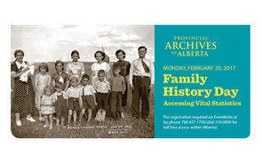 {News from the Alberta Provincial Archives}