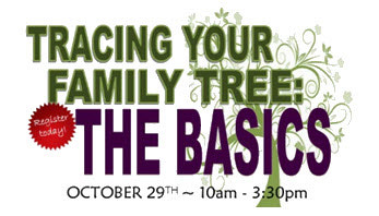 {Tracing Your Family Tree -- The Basics}