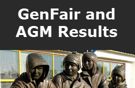 {2016 GenFair and AGM Results}