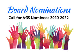 2020 AGS Nominations