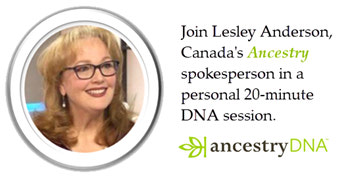 {DNA Consultation with Lesley Anderson}